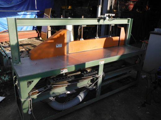 ダンボール切断機,ダンボール製造機械